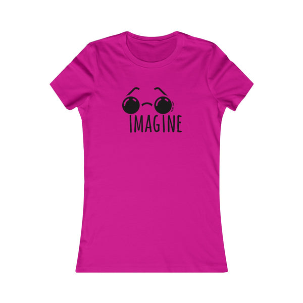 Imagine | Women's Favorite Tee | 19 Colors - Baby Pea Clothing Fashion for Babies & Kids of all ages