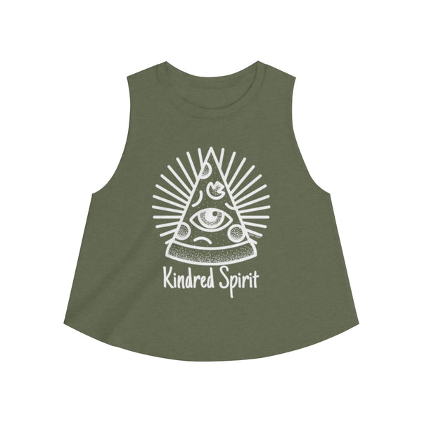 Kindred Spirit | Women's Crop top | 4 Colors - Baby Pea Clothing Fashion for Babies & Kids of all ages
