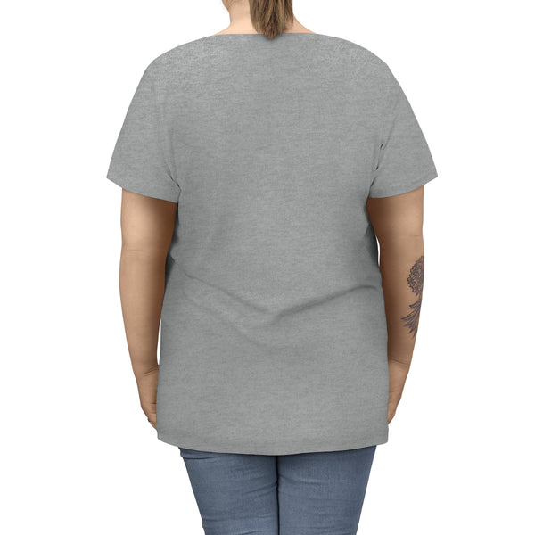 Namaste Away From Me Until I've Had Coffee | Women's Plus Size Curvy Tee | 6 Colors - Baby Pea Clothing Fashion for Babies & Kids of all ages