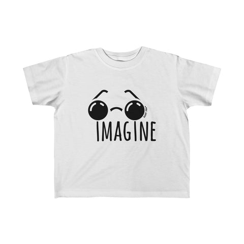 Imagine | Toddler Fine Jersey Tee | 14 Colors