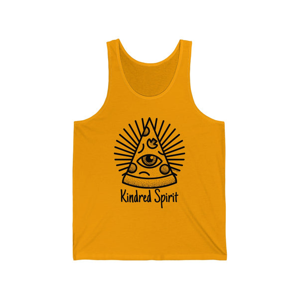 Kindred Spirit | Unisex Jersey Tank | 16 Colors - Baby Pea Clothing Fashion for Babies & Kids of all ages