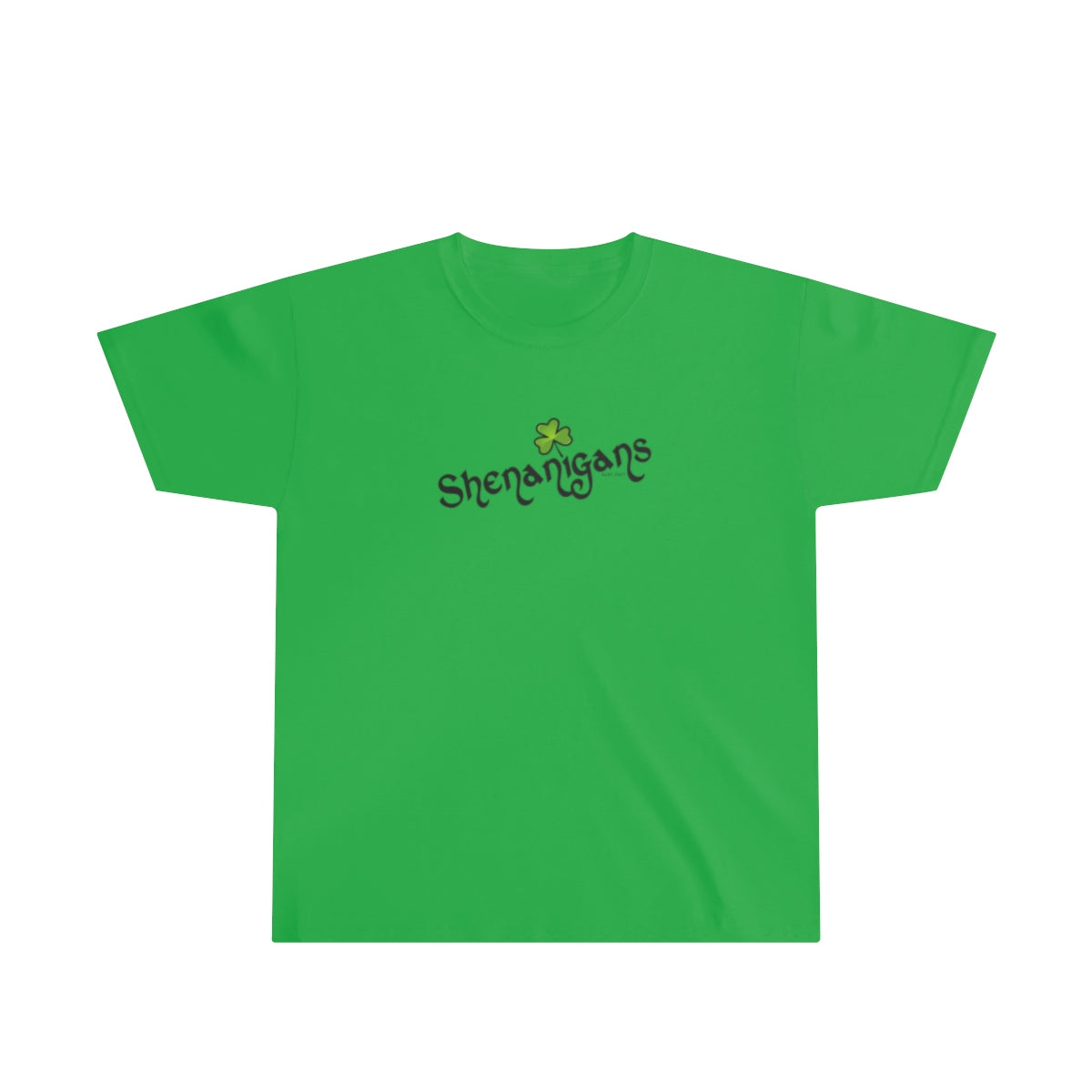 Shenanigan's | Youth Ultra Cotton Tee | 13 Colors - Baby Pea Clothing Fashion for Babies & Kids of all ages