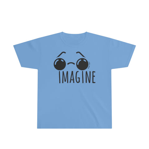 Imagine | Youth Ultra Cotton Tee | 13 Colors