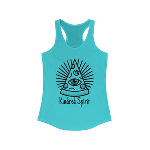 Kindred Spirit | Women's Ideal Racerback Tank | 10 Colors - Baby Pea Clothing Fashion for Babies & Kids of all ages