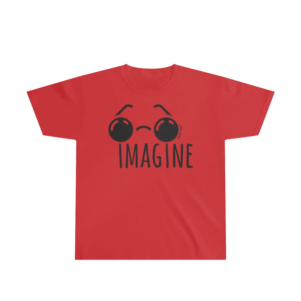 Imagine | Youth Ultra Cotton Tee | 13 Colors - Baby Pea Clothing Fashion for Babies & Kids of all ages