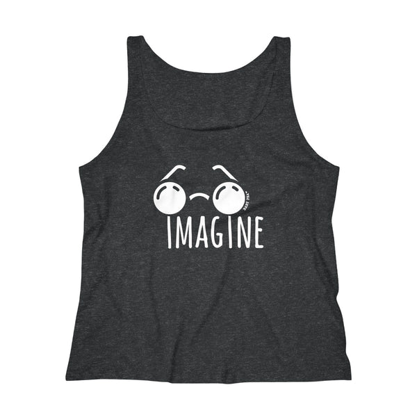 Imagine | Women's Relaxed Jersey Tank Top | 6 Colors - Baby Pea Clothing Fashion for Babies & Kids of all ages
