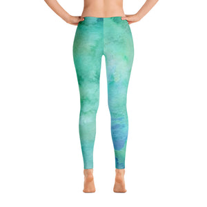 Tie Dye Leggings | Women's - Baby Pea Clothing Fashion for Babies & Kids of all ages