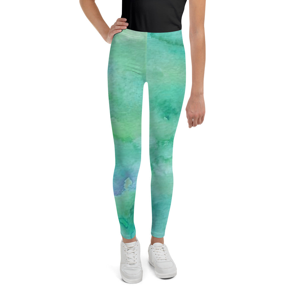 Tie Dye Leggings | Youth - Baby Pea Clothing Fashion for Babies & Kids of all ages
