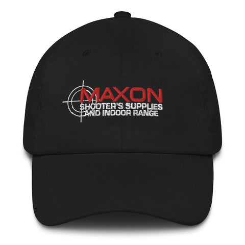 Maxon Shooters Embroidered Baseball Cap
