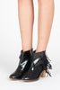 Native Fringe Bootie - Black