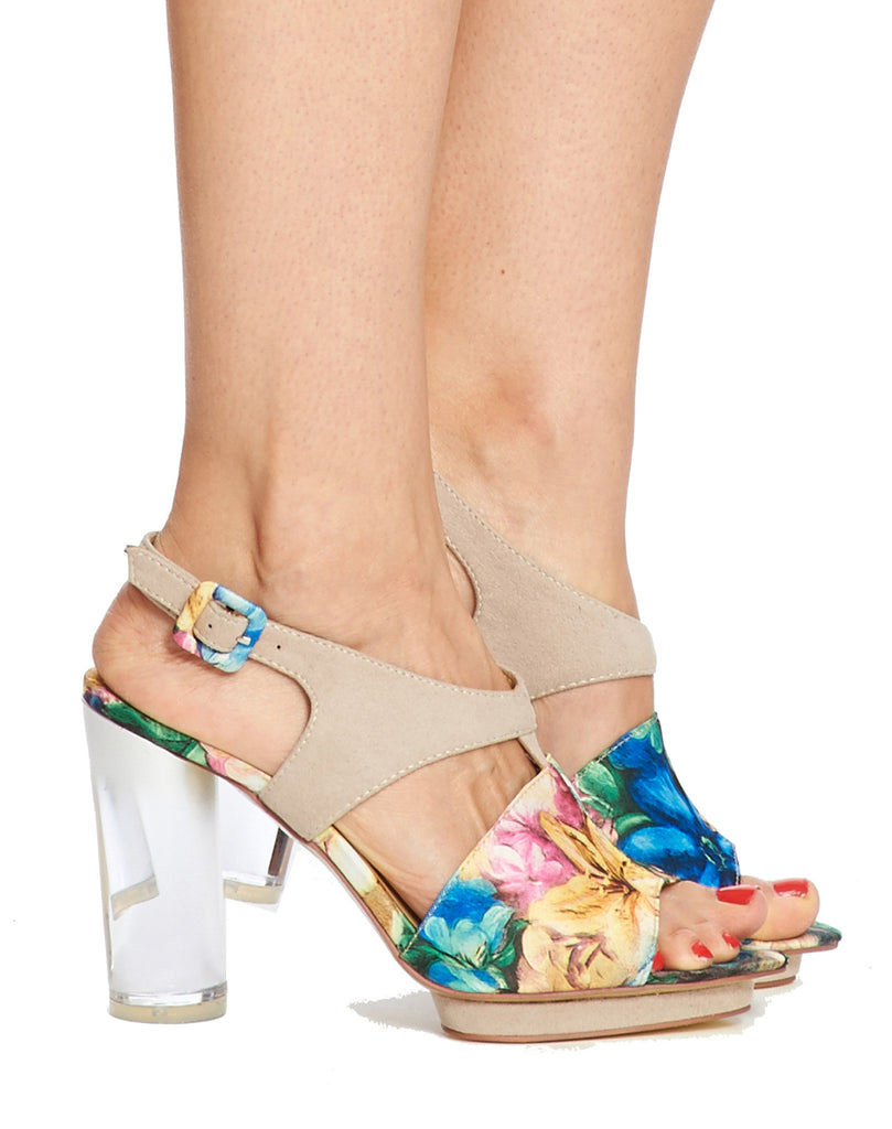 Arden Wohl x CDC Marceline Sandal - Bone - was $350