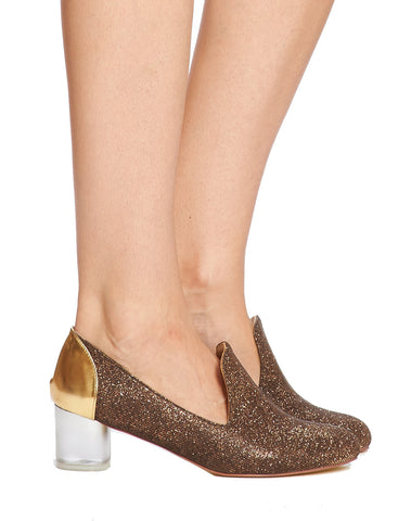 Arden Wohl x CDC Carrington Loafer - Bronze - was $320