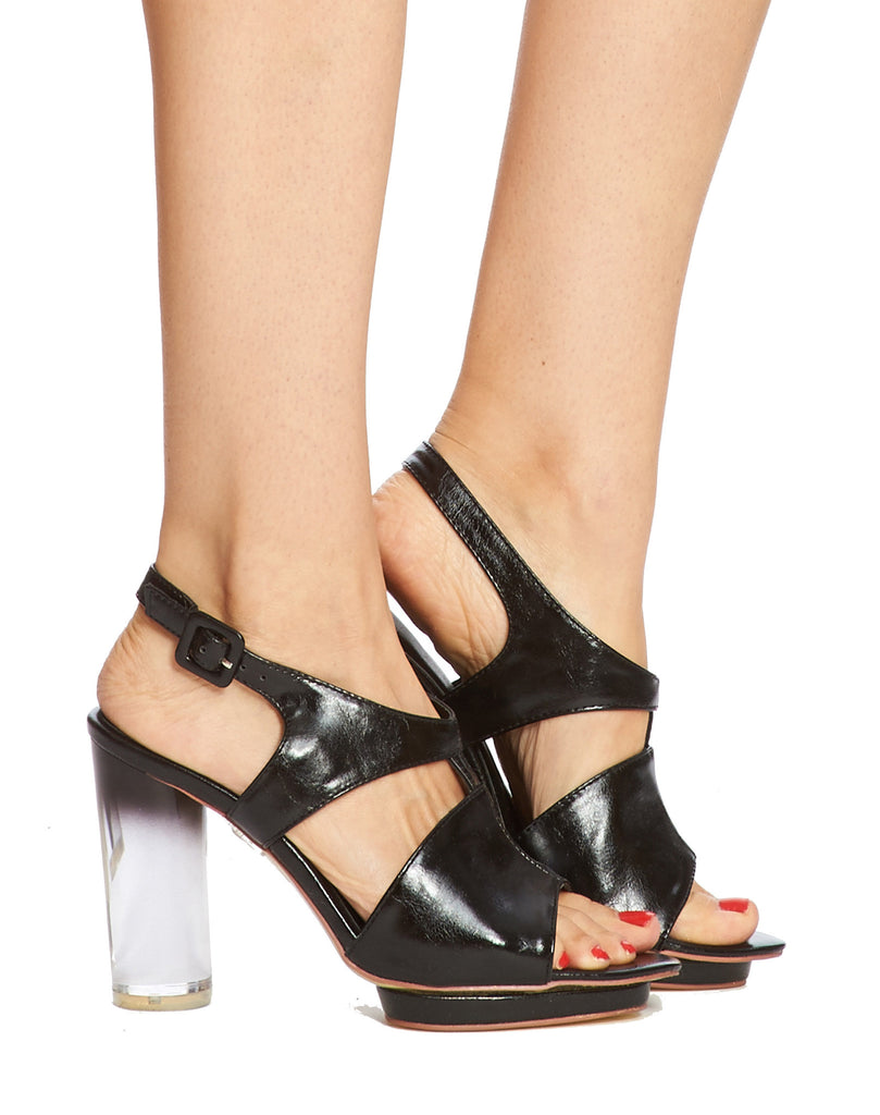 Arden Wohl x CDC Marceline Sandal - Black - was $350