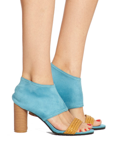 Tai Stretch Sandal - Teal - was $150