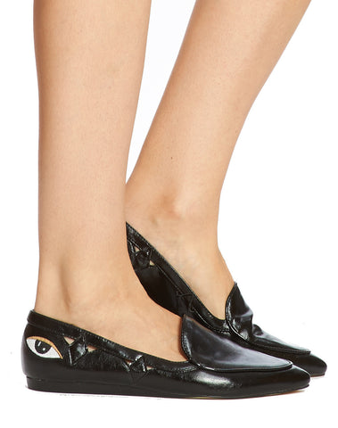 Arden Wohl x CDC Varo Flat - Black - was $290