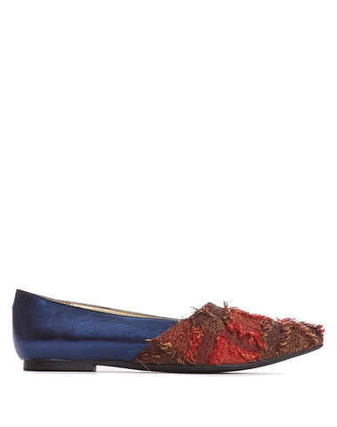 Arden Wohl x CDC Courbet Pointy Skimmer - Blue - was $220
