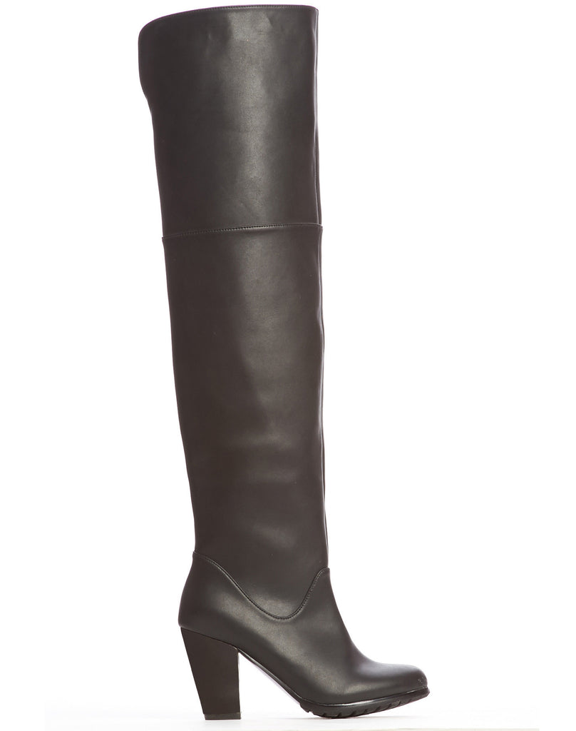Jaden Over-Knee Boot - Black - was $180