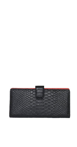 Leah Wallet - Black - was $75