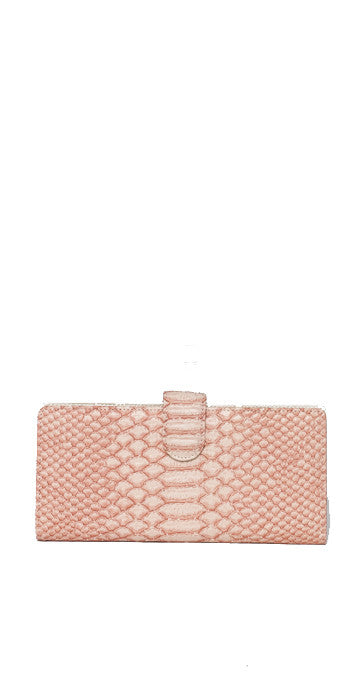 Leah Wallet - Coral - was $75