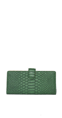 Leah Wallet - Green