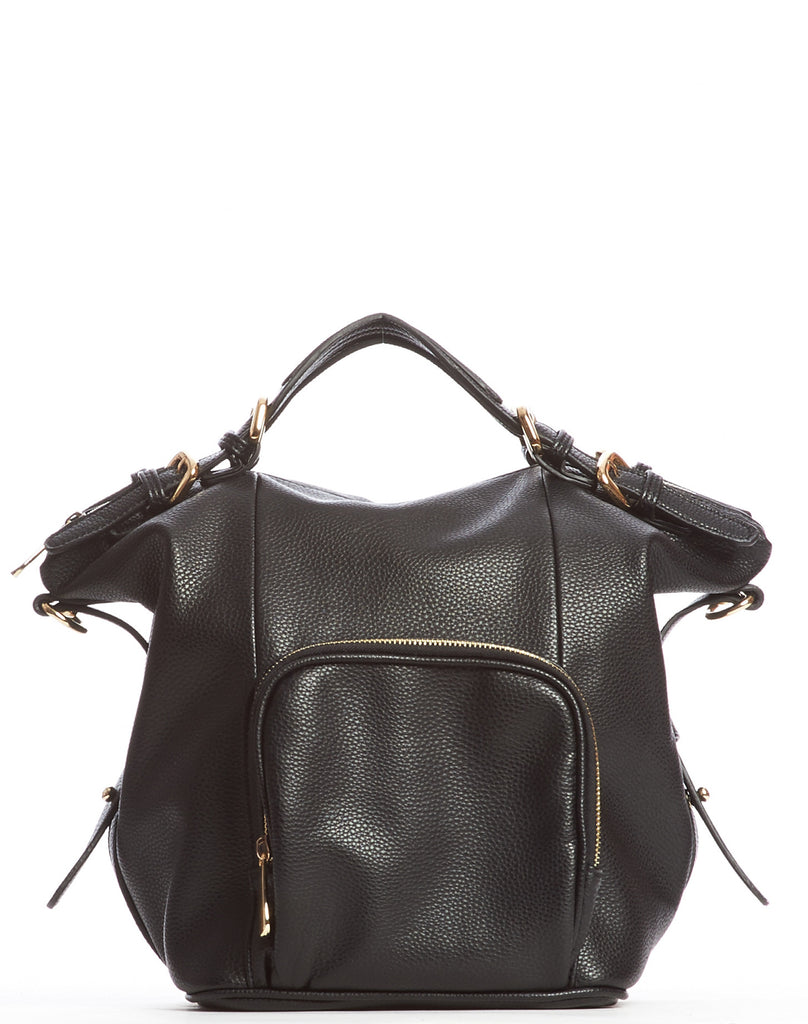 Orian Satchel Bag - Black