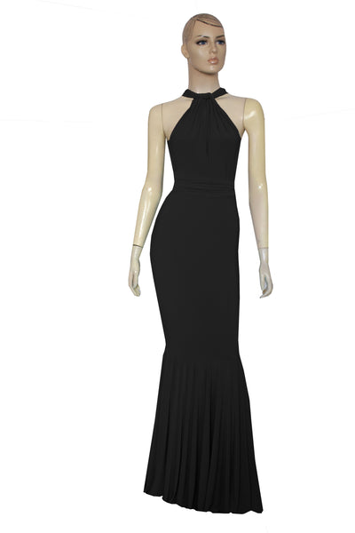 Infinity Black Dress Mermaid Multiway Dress Bridesmaid Convertible Gown Formal Fishtail Dress Prom Plus Size Gown XS-5XL