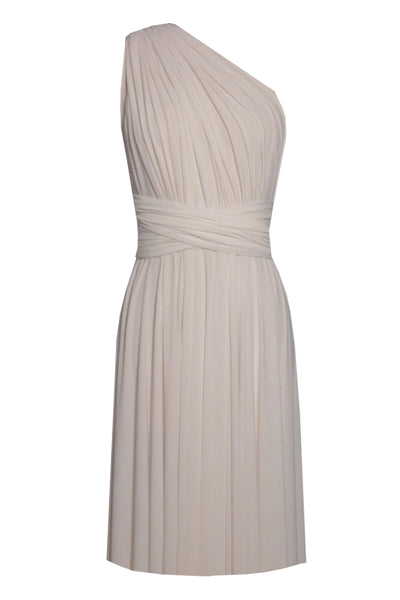 Infinity wedding dress Neutral bridesmaids convertible knee length dress Plus size prom evening formal dress XS S M L XL 0XL 1XL 2XL 3XL 4XL 5XL