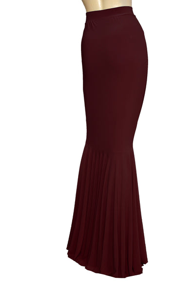 Infinity Bridesmaid Dress Mermaid Multiway Dress Wine Convertible Gown Maxi Fishtail Dress Prom Plus Size Gown XS-5XL