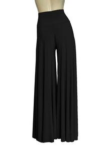 black wedding pants bridesmaids separates high waist plus size pants