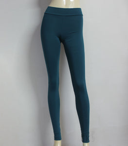 76f865aed7baa teal leggings high waist tights turquoise plus size leggings yoga pants