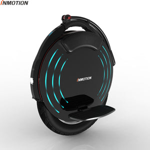 INMOTION V10 Electric unicycle  1800W motor,650WH battery,max speed 40km/h,App bluebooth
