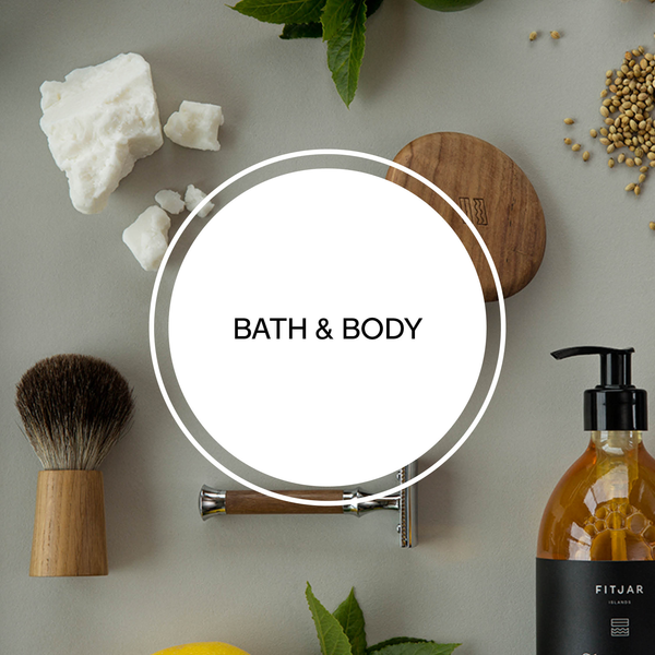 Scandinavian Spa and Bath Accessories