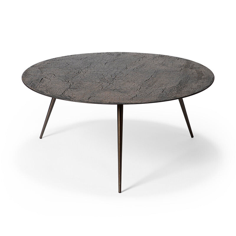 Luna Coffee Table - Lava - Whisky