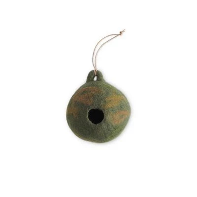 Aveva Design Wool Birdhouse