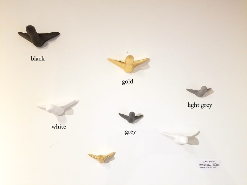 Modern Bird Wall Hook