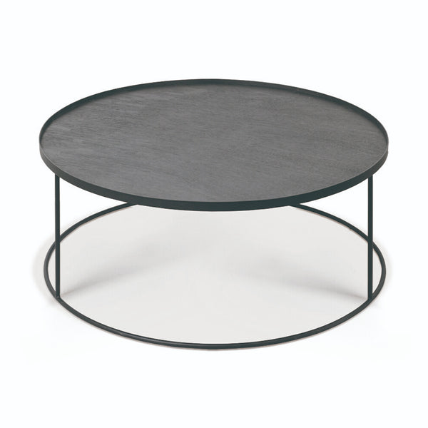 Ethnicraft Round Tray Table