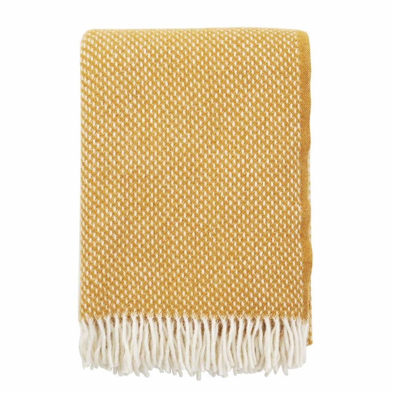 Klippan Preppy Lamb's Wool Throw