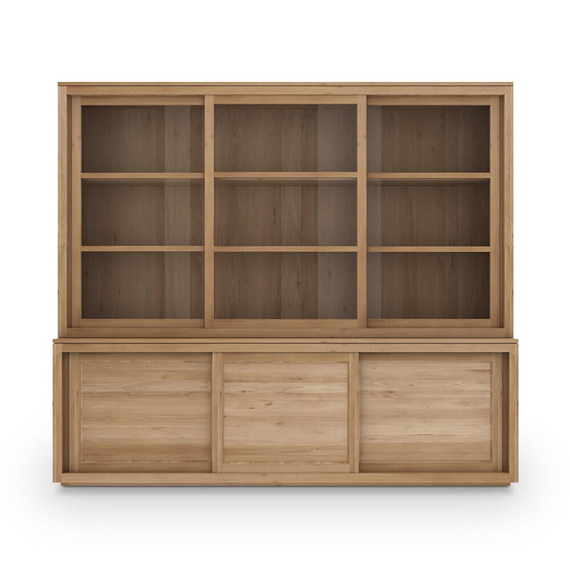 Oak Pure Top Cabinet