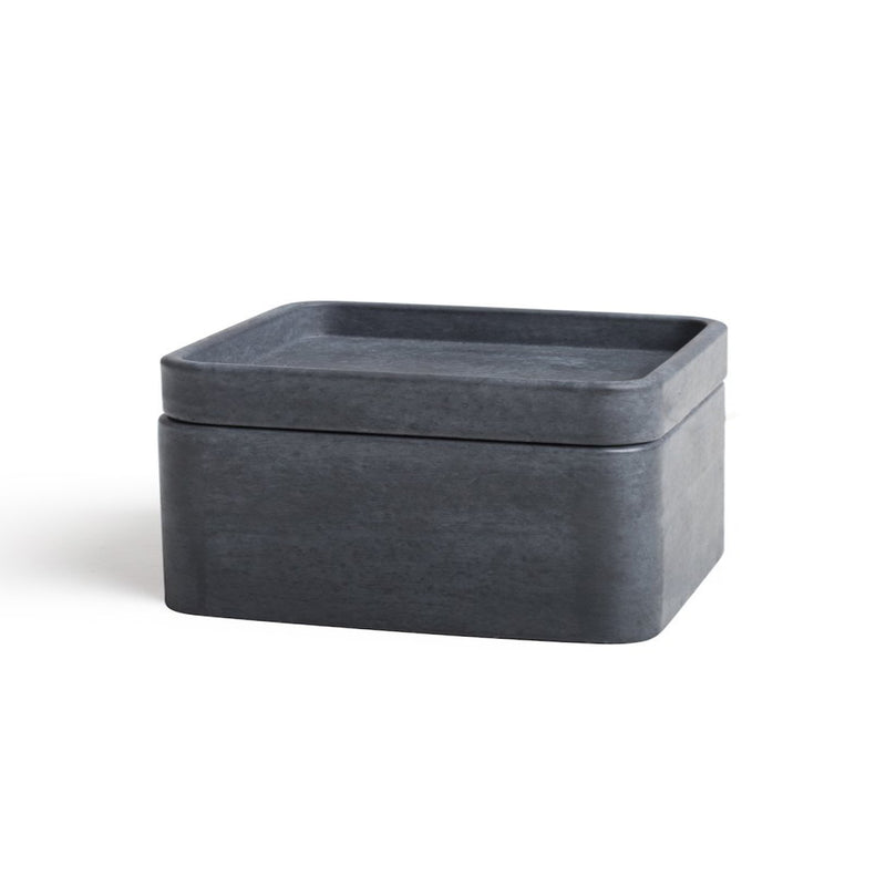 Concrete Storage Box