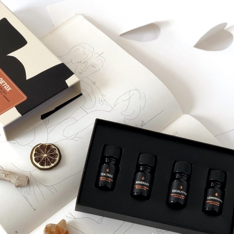 Way of Will Pure Essential Oils - Gift Set