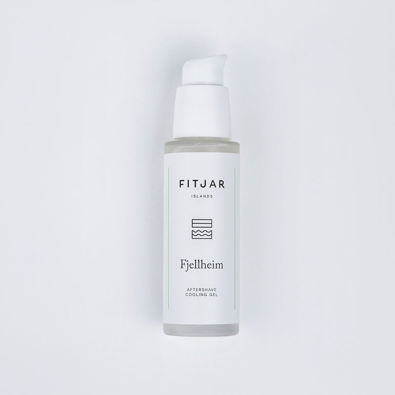 Fitjar Islands Aftershave Cooling Gel