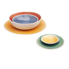 Watercolour Dinnerware made in the Netherlands