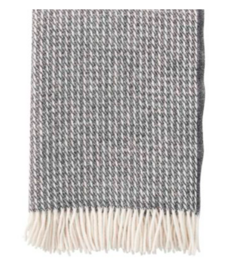 Klippan Line Wool Throw