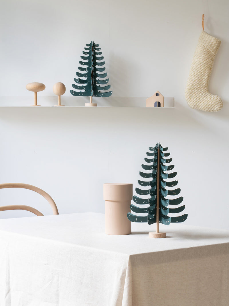 Fir Tree - Dark Green
