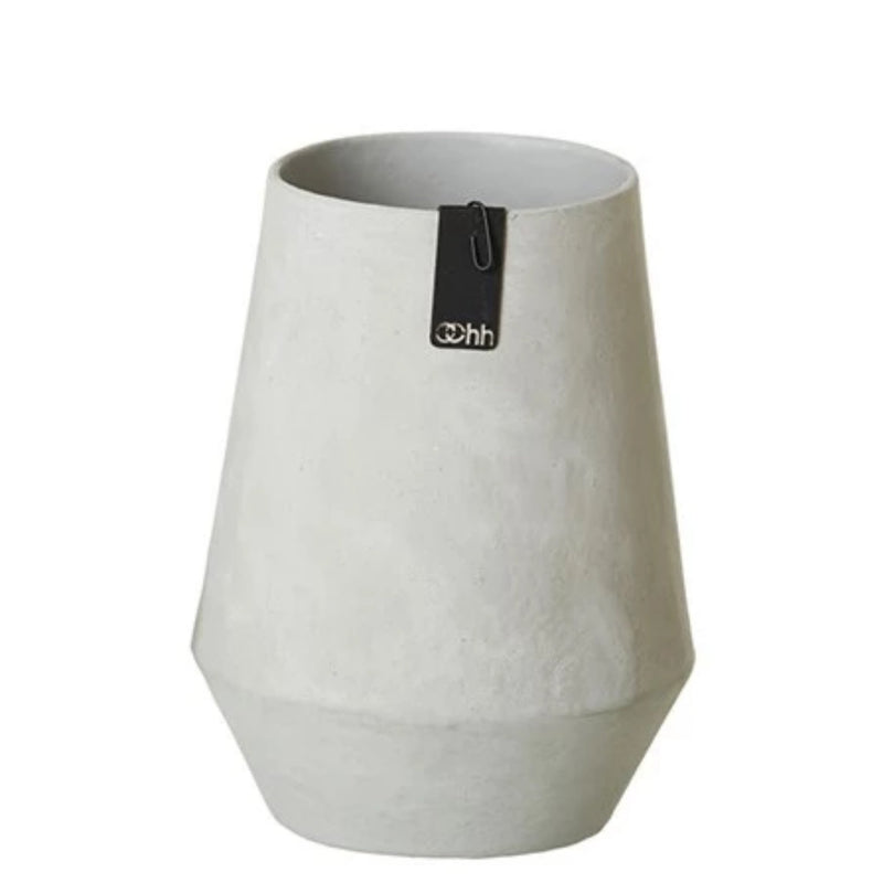 Oohh Recycled Paper Vase/Pot