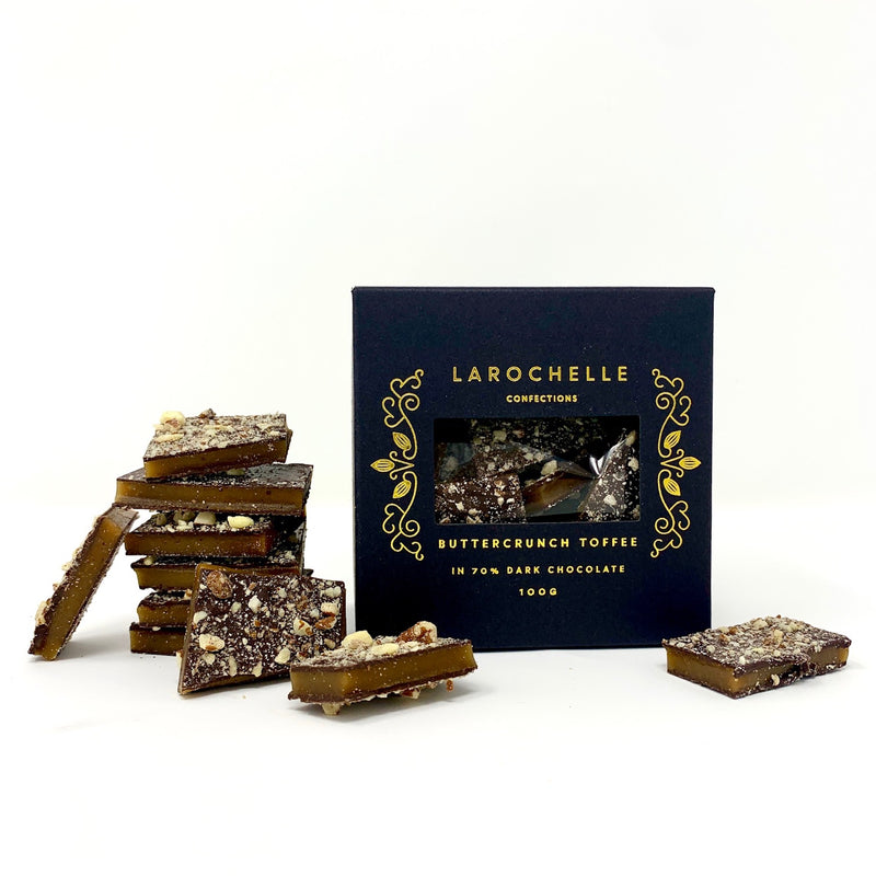 Buttercrunch Toffee 100g