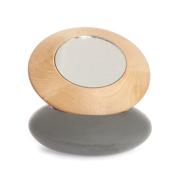 Iris Hantverk Mirror/Cover for Concrete Bowl