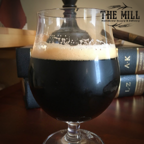 The Mill Homebrew Supply and Delivery's Oatmeal Stout All Grain Homebrew Beer Recipe