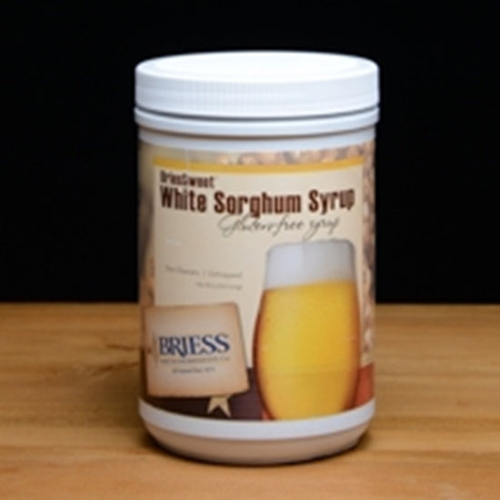 Briess BriesSweet™ White Sorghum Syrup Single Canister 3.3 lb