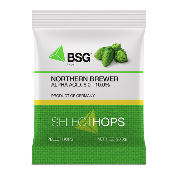 Northern Brewer (GR) Pellet Hops 1 oz